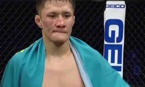 «Вы сами всё видели». Команда Жумагулова прокомментировала его спорное поражение в дебютном бою UFC