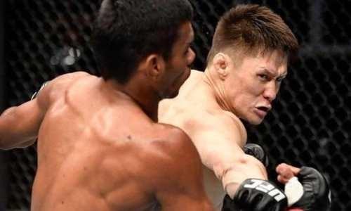 «Ты вернешься и не оставишь шансов ни сопернику, ни судьям». Сергей Морозов высказался о неудачном дебюте Жумагулова в UFC