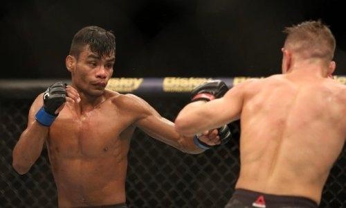 Пайва высказался о грязных эпизодах в скандальном бою UFC с казахстанцем Жумагуловым