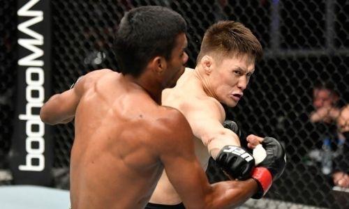 Sherdog назвал свой собственный счет боя UFC Жумагулов — Пайва