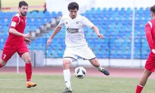 Казахстанский клуб подписал бывшего футболиста московского «Динамо»