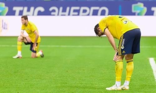 «Ростов» с Зайнутдиновым помогли клубу Куата прервать серию из семи поражений подряд в РПЛ