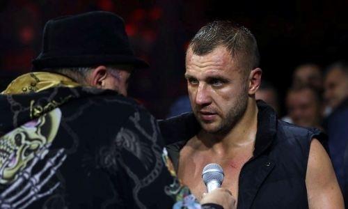 Бывший претендент на титул чемпиона мира нацелился на бой с Головкиным