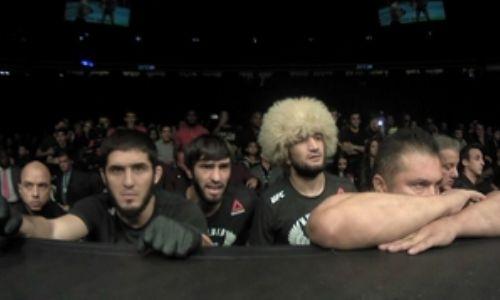 Появилось видео с эмоциями боя Нурмагомедов — Макгрегор, которое ранее не публиковали