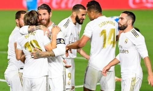 Прямая трансляция матча Ла Лиги «Гранада» — «Реал»