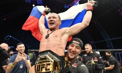 Стали известны гонорары Яна, Усмана, Волкановски и других бойцов турнира UFC 251 с участием Жумагулова