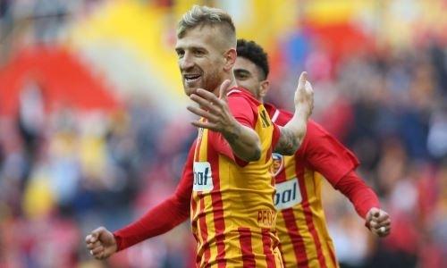 Чемпион Казахстана в составе «Астаны» может перейти в клуб лучшего вратаря КПЛ-2019