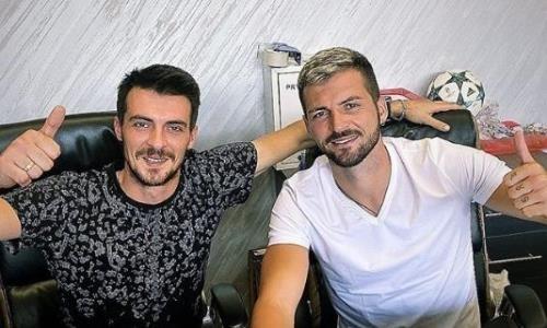 Бывший нападающий «Астаны» и «Кайрата» Деспотович рассказал, в какой стране продолжит карьеру