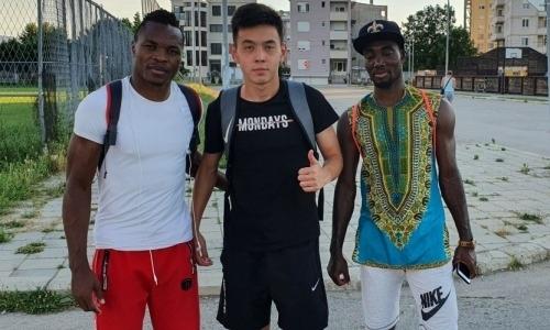 «Уникальный талант, несомненно». Главный тренер европейского клуба восхищен юным казахстанцем и прочит ему большое будущее