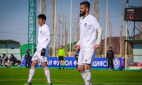 «Ордабасы» будет в числе «сеяных» в первом раунде Лиги Европы