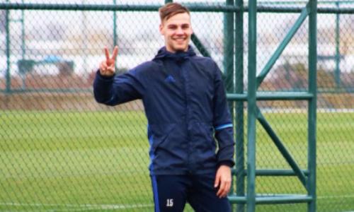 Российский клуб объявил о подписании экс-защитника молодежной сборной Казахстана