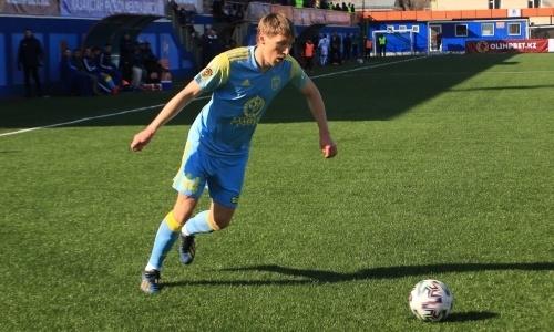 Михал Билек прививает новый игровой стиль футболистам «Астаны»