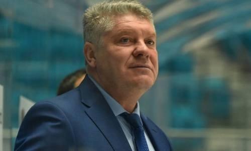 В «Барысе» объяснили выбор нового тренера вместо Скабелки