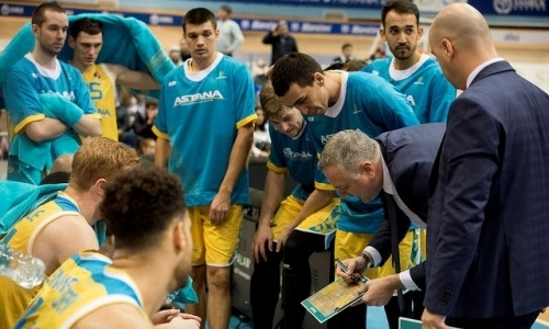 Стало известно, примет ли «Астана» участие в следующем сезоне Единой лиги ВТБ