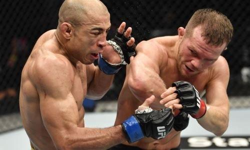 «Язык тела говорил, что с ним покончено». Кормье разобрал бой Петра Яна и Жозе Альдо на UFC