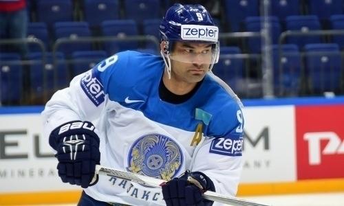 Форвард сборной Казахстана огорчен расставанием с клубом КХЛ