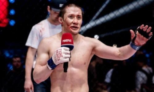 Менеджер Жумагулова прокомментировал озвученные цифры его гонорара за дебют в UFC