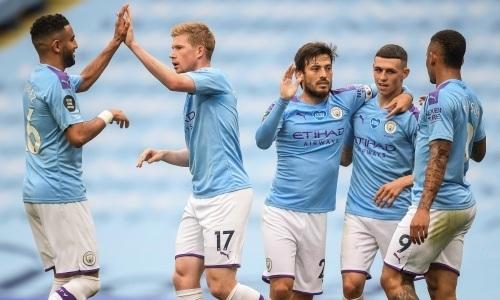 Прямая трансляция матча АПЛ «Манчестер Сити» — «Борнмут»