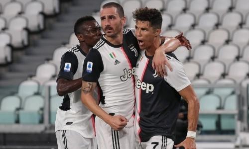 Прямая трансляция матча Серии А «Сассуоло» — «Ювентус»