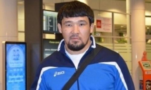 Казахстанский борец стал призером Олимпиады спустя восемь лет