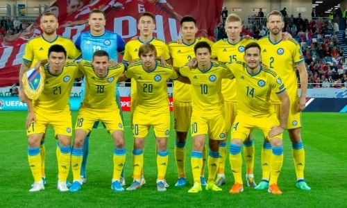 Cборная Казахстана сохранила свое место в рейтинге ФИФА