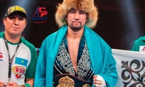 Официально анонсирован вечер бокса с участием титулованных казахстанских боксеров в другой стране