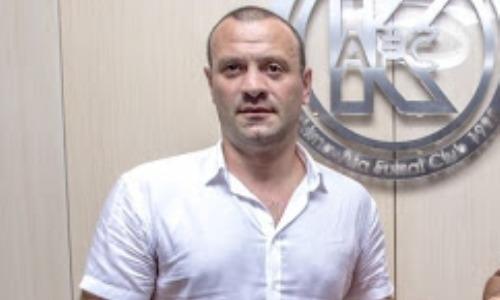 «Кайрат» продлил контракт с ассистентом главного тренера