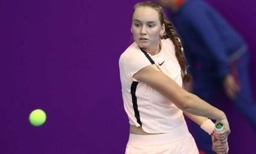 Казахстанская теннисистка сыграет на турнире в Праге