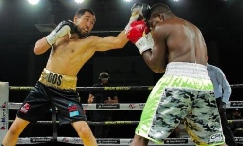 Айдоса Ербосынулы опустили в мировом рейтинге после победы в бою за титулы WBO, WBC и WBA