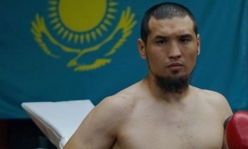 Казахстанский боксер получил бой за титул WBC в весе Головкина