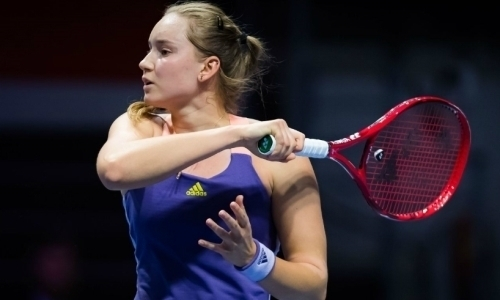 «Это просто посмешище». Тренер казахстанской теннисистки недоволен системой безопасности на турнире в Палермо