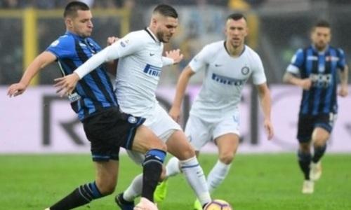 Прямая трансляция матча Серии А «Аталанта» — «Интер»
