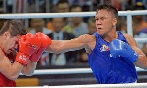 Побивший трех казахстанцев «наследник Пакьяо» оценил вероятность боя с Головкиным