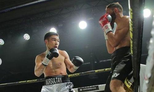 Казахстанский боксер вылетел из рейтинга WBA после сенсационного поражения и потери трех титулов