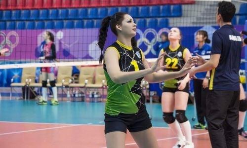 У Сабины Алтынбековой появилась горячая конкурентка за звание «богини волейбола» Казахстана. Фото