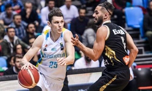 ФИБА впечатлилась прогрессом игрока «Астаны» и сборной Казахстана