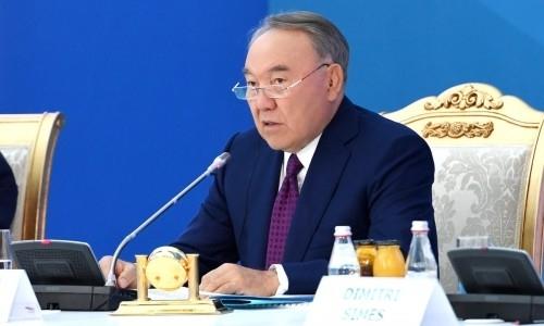 «Всегда буду с благодарностью вспоминать». Нурсултан Назарбаев выразил соболезнования семья Жаксылыка Ушкемпирова