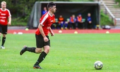 «Вижу перспективу». Казахстанский футболист забивает в Европе с центра поля, развивает местную академию и собирается в элиту