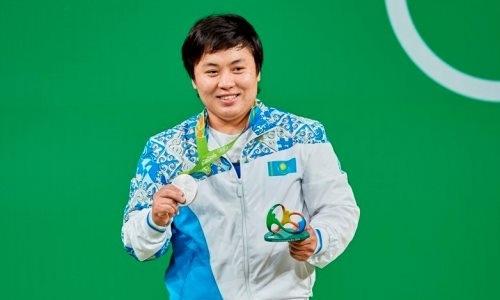 Призерка Олимпиады-2016 из Казахстана попала в необычный рейтинг
