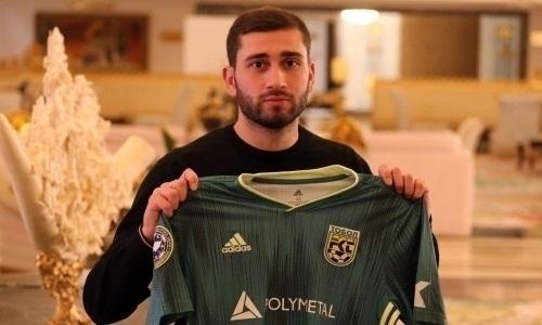 Бельгийский клуб вернул игрока из аренды в Казахстане раньше ожидаемого срока