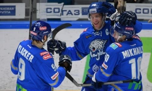Озвучены предпосылки появления у «Барыса» нового соперника в КХЛ