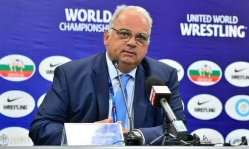 «Выдающийся спортсмен». Глава UWW выразил соболезнования семье Жаксылыка Ушкемпирова