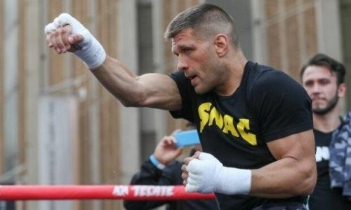 Побьет Чарло вместо Головкина? Деревянченко начал готовиться к бою за титул WBC. Видео