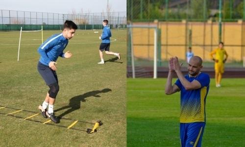 «Мактаарал» усилил состав футболистами с опытом игры в КПЛ