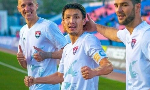 Клуб КПЛ сделал заявление о переговорах своего капитана с «Астаной»