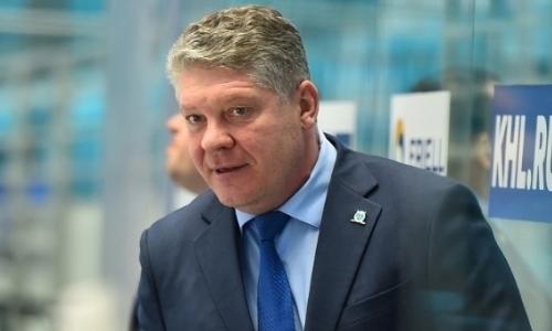 Наставник «Барыса» раскрыл план на УТС и озвучил сроки возвращения легионеров