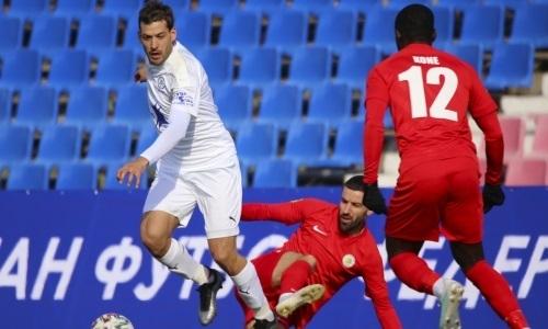 Клуб КПЛ официально объявил о трансфере аргентинского полузащитника