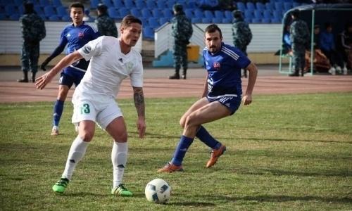 Бывшие игроки казахстанских клубов вошли в символическую сборную тура зарубежной лиги