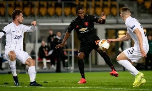 Прямая трансляция матча Лиги Европы «Манчестер Юнайтед» — ЛАСК