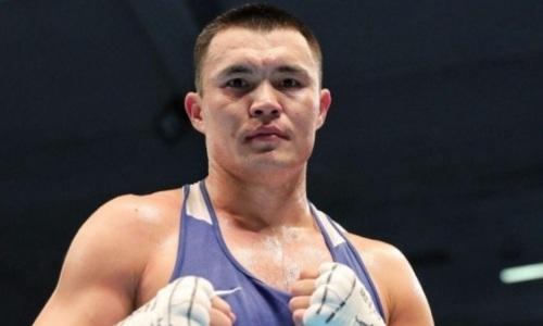Капитан сборной Казахстана по боксу подписал контракт с промоутерами Сондерса и Фьюри